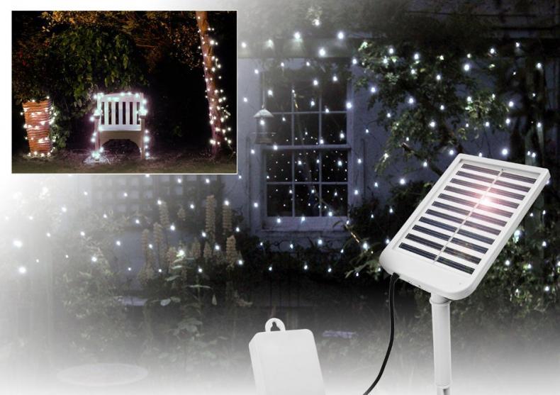 Luminitele Zanelor – lumini solare pentru gradina image