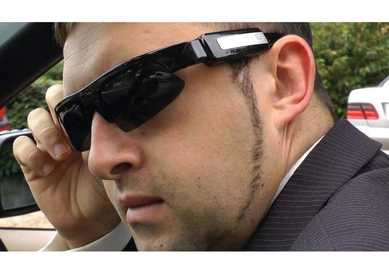 Ochelari Video Spy HD — fiti cu ochii`n patru! image