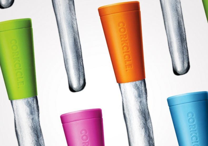 Corkcicle Color -- experiente bahice, la modul cool! image