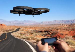 Parrot AR.Drone 2.0 — Elite Edition: Rotorizeaza-te!