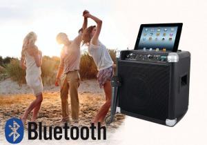Ion Audio Tailgater Bluetooth -- sistem audio cu tehnologie bluetooth