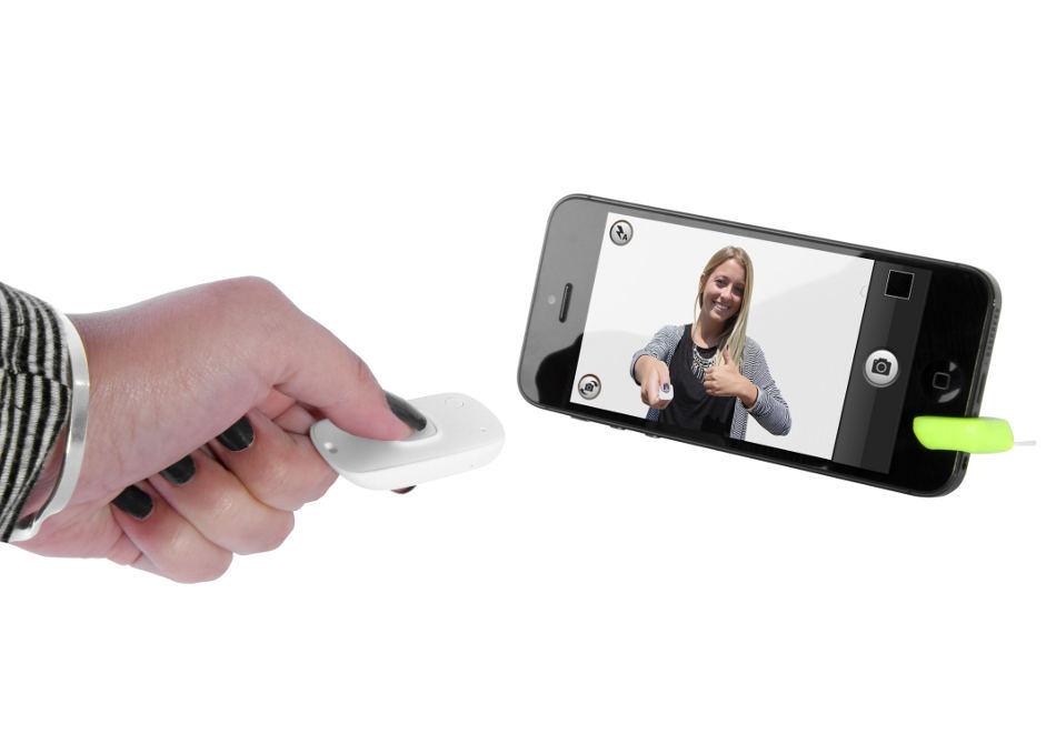 Selfie Remote -- telecomanda pentru telefon