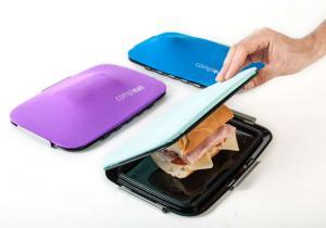 Foodskin Flex Lunchbox -- Portofelul cu mancare, stilat si eficient