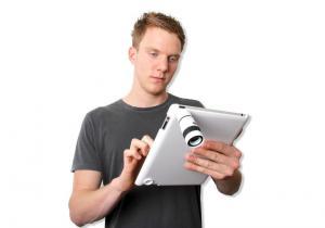 Eye Scope iPad 2 -- obiectivul profi pentru fotografi