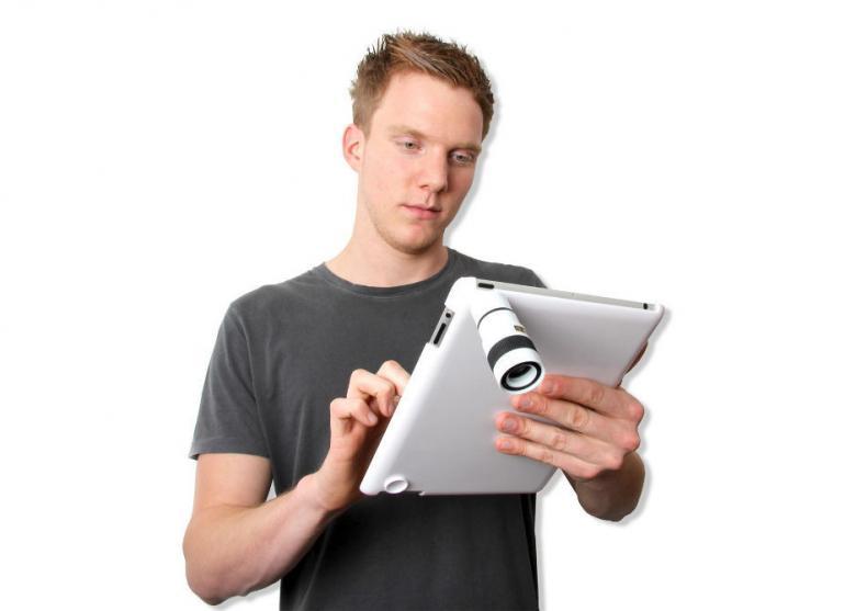 Eye Scope iPad 2 -- obiectivul profi pentru fotografi image