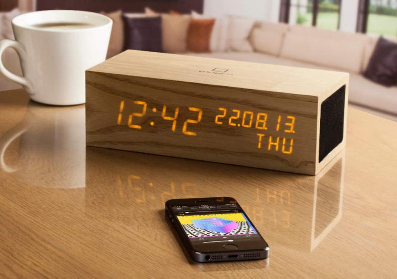 Bluetooth Click Clock -- Pe stilul tau image