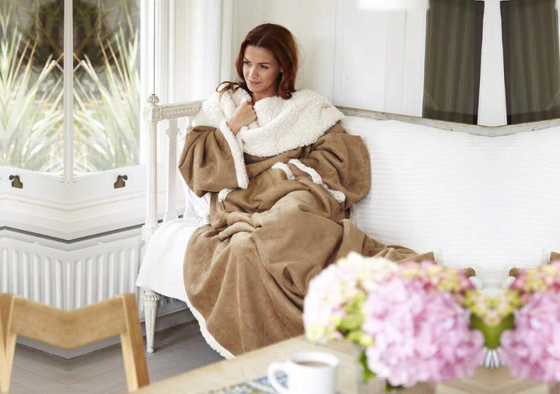 Patura SLanket Sherpa -- Luxul are o alta savoare image