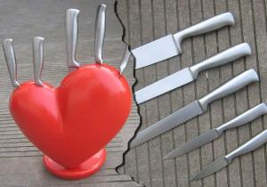 Heart of Knives -- Nu pune la inima tot!