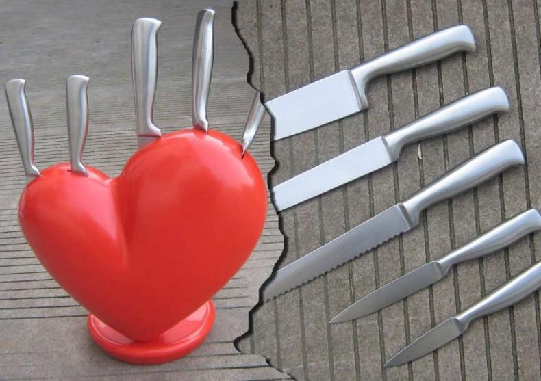 Heart of Knives -- Nu pune la inima tot! image