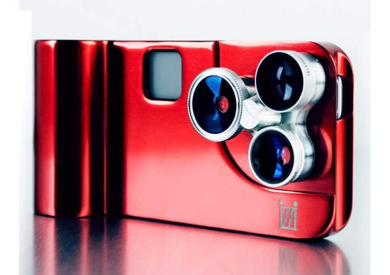 Resigilat iZZi Orbit iPhone 5 -- trei ochi sunt mai buni decat unul image