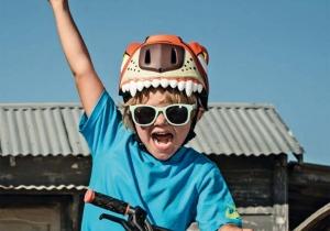 Crazy Safety Tigru -- Tigrii Fantastici