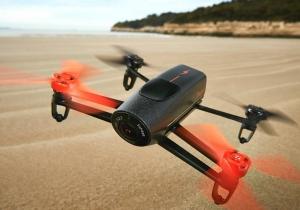 Drona Parrot Bebop -- Mai stabila, mai manevrabila, perfecta!