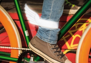 The Flyrider -- Un fel de Hermes pe bicicleta