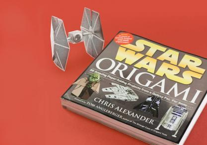 Star Wars Origami -- Starwarigami!