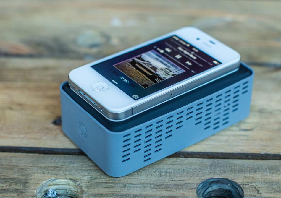 Boxa Smartphone Induction -- wirelessul capata o noua definitie
