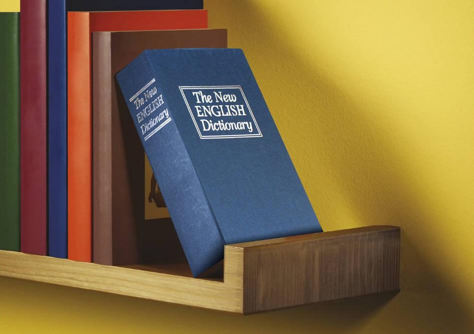 Cartea Seif -- Cel mai folosit dictionar din casa!