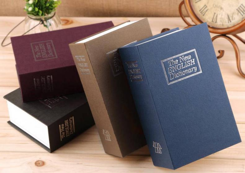Cartea Seif -- Cel mai folosit dictionar din casa! image
