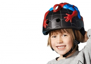 Crazy Safety Spiderman -- Casca ta, incredibilul Spiderman!