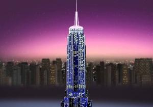 Empire State Building -- Ravensburger la superlativ!