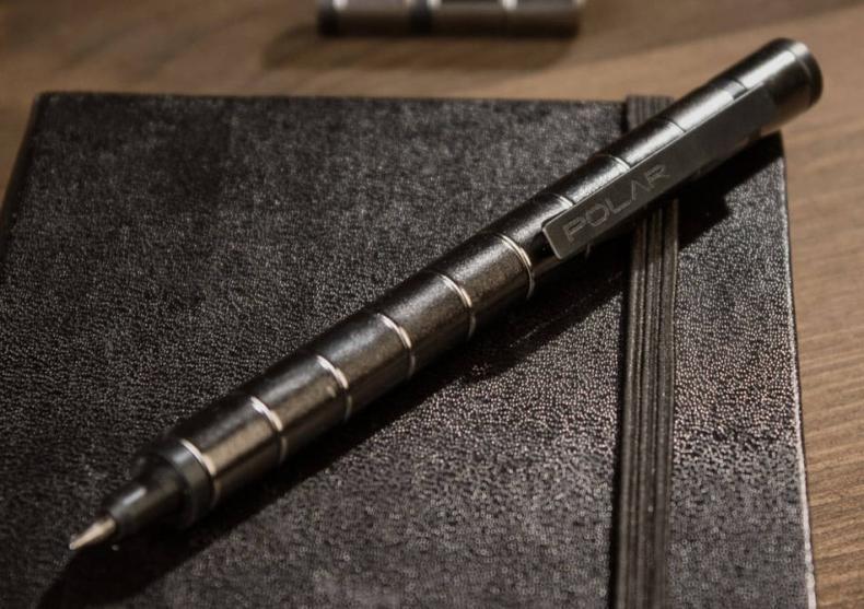 Polar Pen Nickel -- Stiloul posibilitatilor fara sfarsit! image