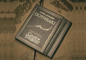 Manual de limba Dothraki -- Inca nu stii nimic... ca Jon Snow