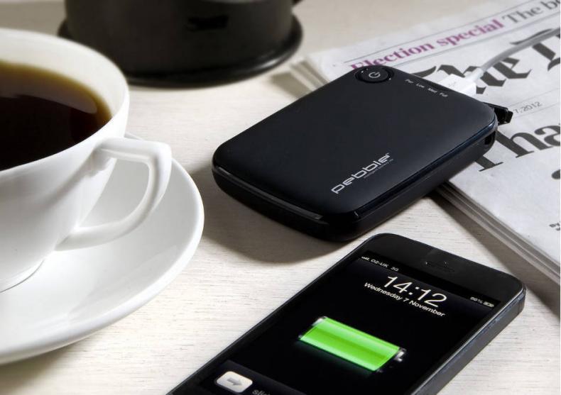 Pebble XT – Incarcator portabil puternic image