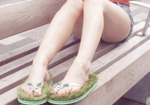Slapi Iarba Verde -- o pajiste mereu la picioarele tale