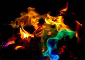 Foc Mistic -- De data asta joaca-te cu flacara