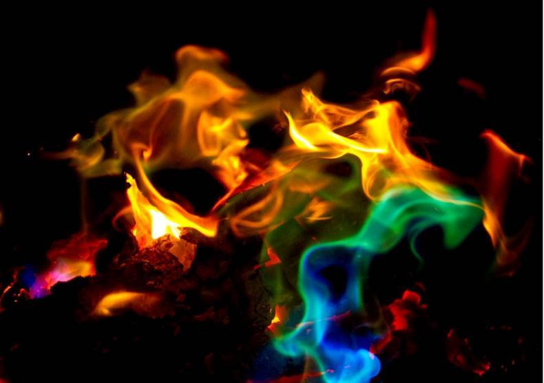 Foc Mistic -- De data asta joaca-te cu flacara image