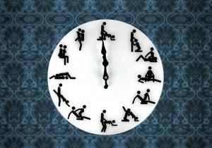 Ceas Kama Sutra -- Arta antica a timpului?!