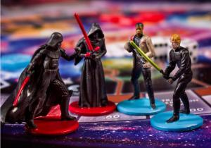 Star Wars Monopoly -- Don't sith yourself
