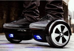 Smartrax S5 -- Mai cool decat un segway, mai futuristic decat un skateboard.