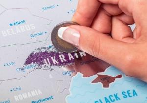 Harta Europei Razuibila -- Ready, set, eurotrip!