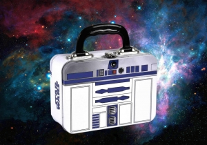R2D2 Lunchbox -- Protectorul merindelor