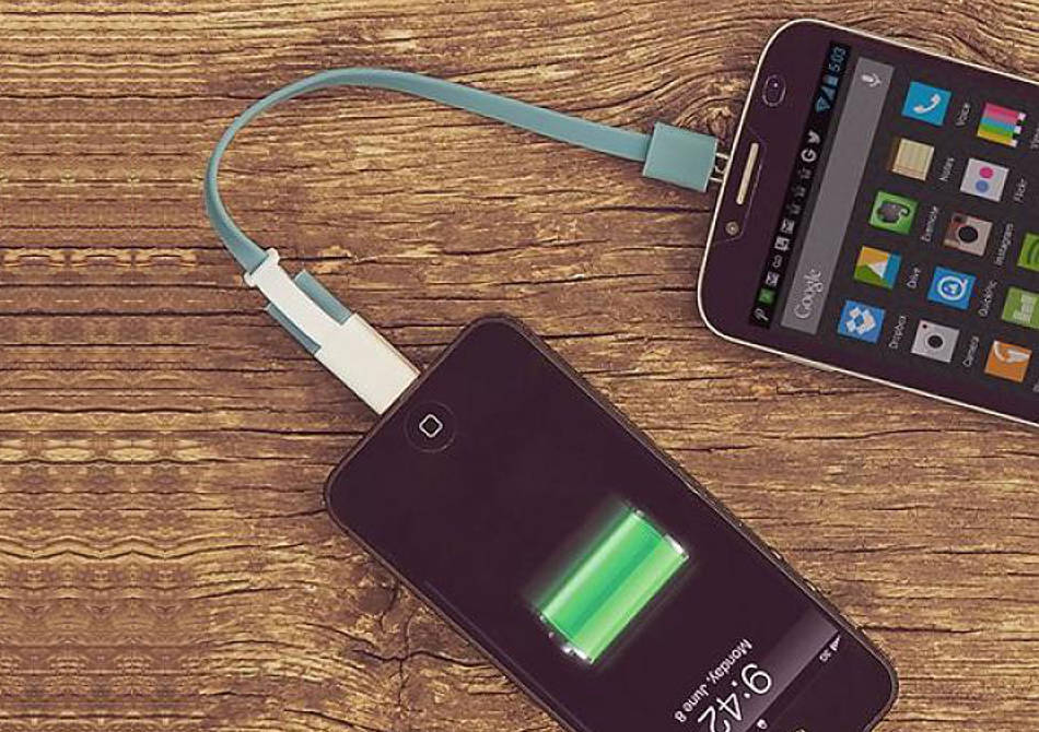 Power Share -- Da share la baterie
