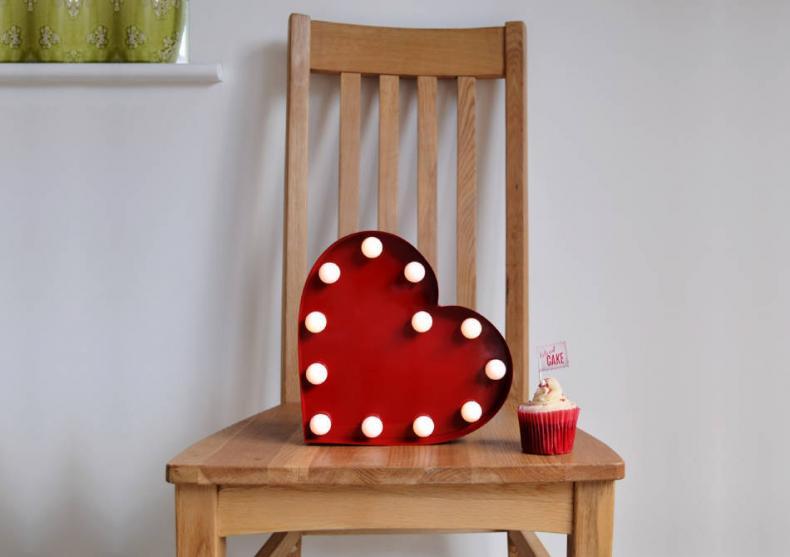 Carnival Light Heart -- Iubire shabby-chic in fiecare zi. image