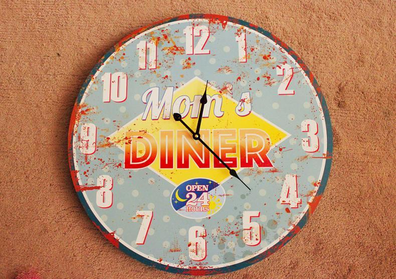 Mom's Diner -- ora de design interior incepe acum. image
