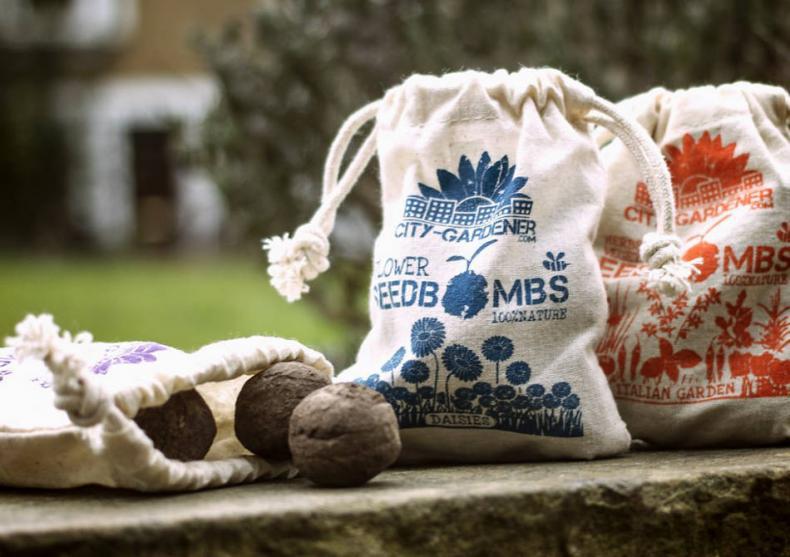 Seed Bombs -- Fii gradinar de gherila! image
