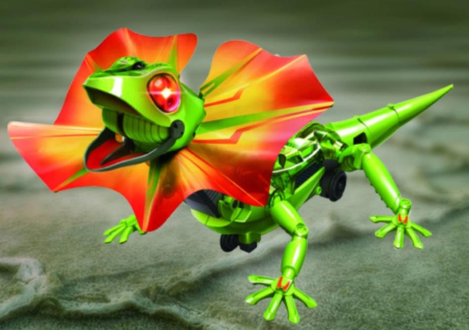 Robot Lizard -- construieste-ti noul prieten.