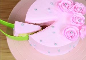 Magisso taietor pentru tort — perfectiunea servirii
