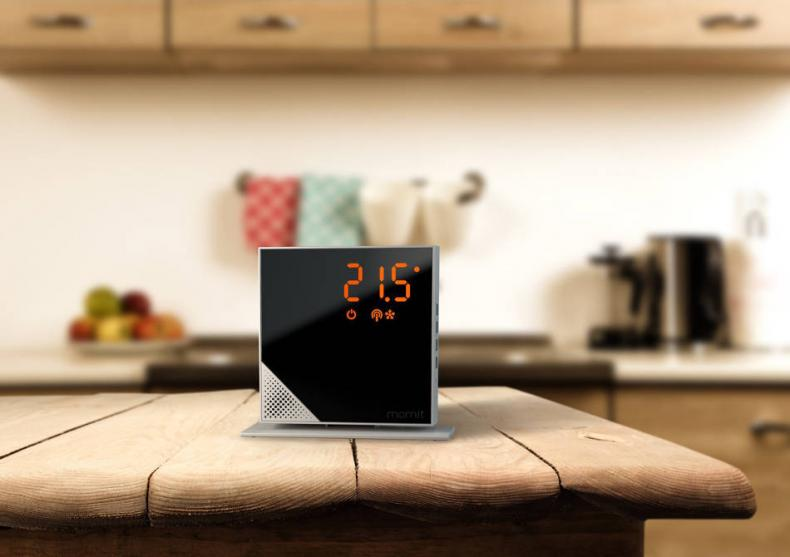 Termostat Home -- Monitorizeaza, analizeaza si regleaza temperatura. image