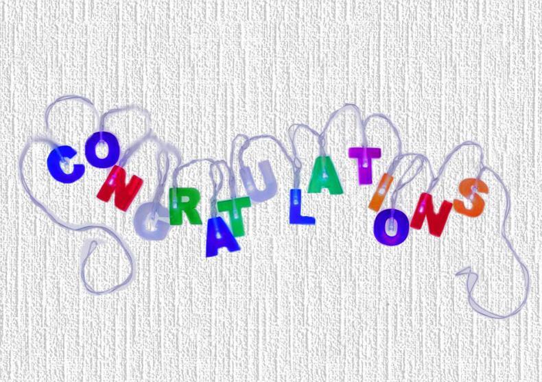 Congratulations! -- festival la tine-acasa. image