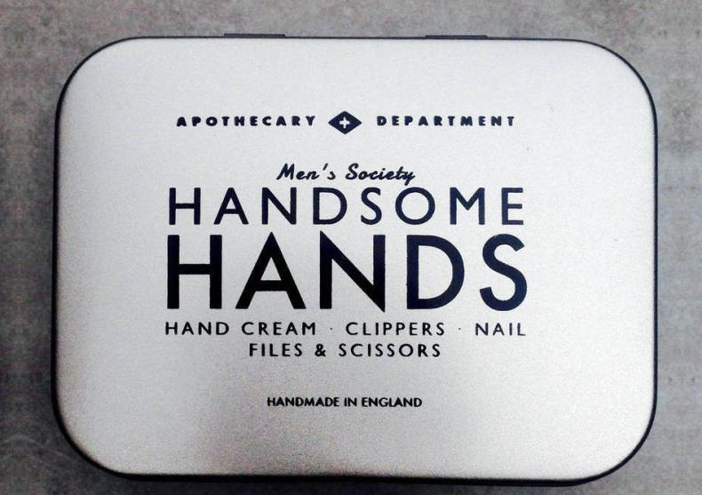 Set Handsome Hands -- clubul barbatilor adevarati. image