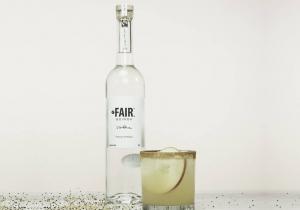 Quinoa Vodka -- Premium si fair trade