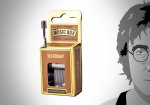 The Beatles Box -- Rock'n'Roll la cutiuta