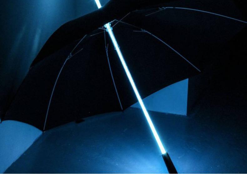 Umbrela LED -- Futuristic, ca Blade Runner image