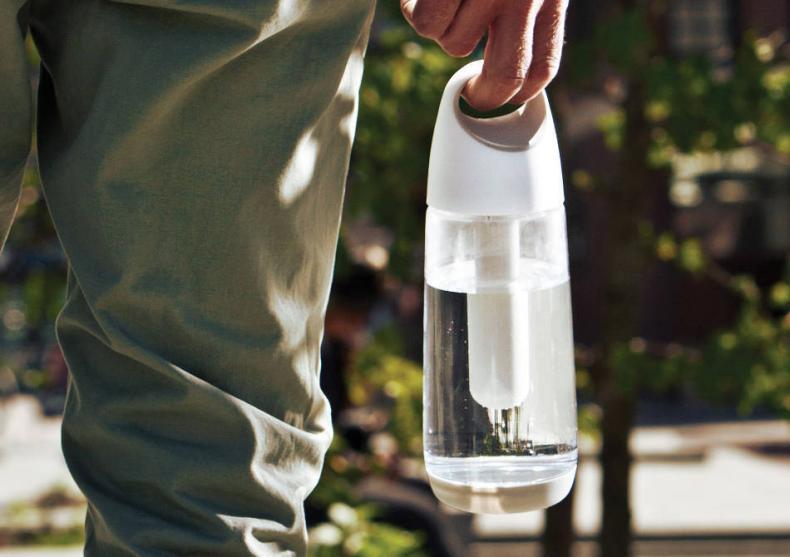 Bopp Cooler -- Sticla de apa cu racitor integrat image