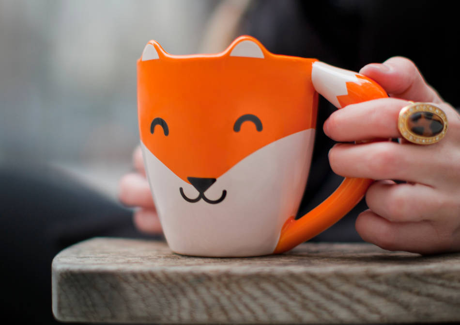 Ceasca Vulpita -- What did the fox say?!