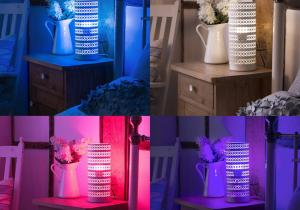 Veho Kasa smart LED bec -- bec bluetooth E27 sau E14