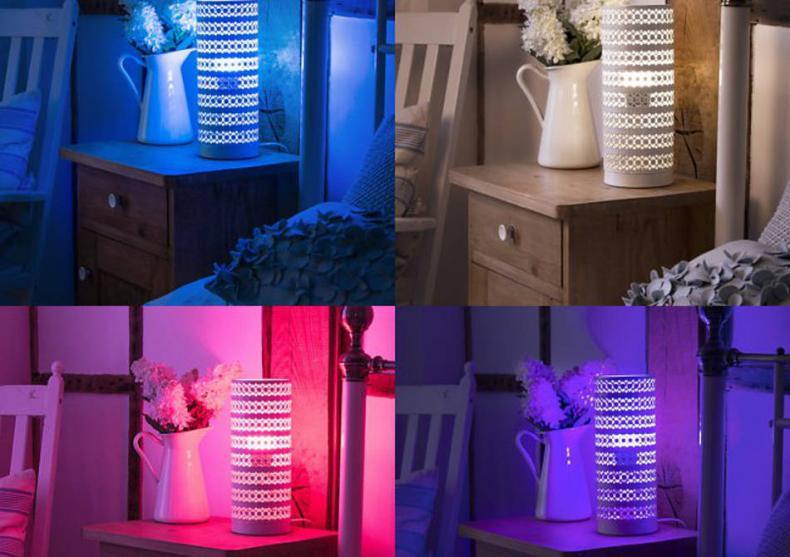 Veho Kasa smart LED bec -- bec bluetooth E27 sau E14 image